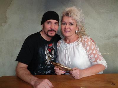 Barbara a Bohuš